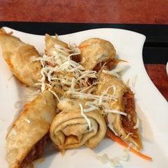 Photo taken at Mahaashri Restaurant by Sasha A. on 5/19/2012