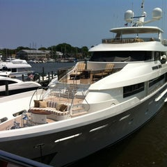 Photo taken at Annapolis Yacht Club by Skip C. on 5/26/2012
