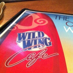 Photo taken at Wild Wing Cafe by Jacob on 8/31/2012