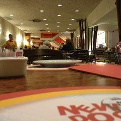 Photo taken at New Dog Hamburger by Eduardo M. on 5/26/2012