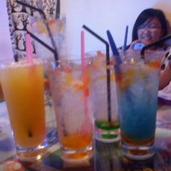 Photo taken at Fun OK Cafe by LingYian C. on 6/7/2012