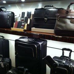 Photo taken at The Tumi Store by Charles K. on 5/5/2012