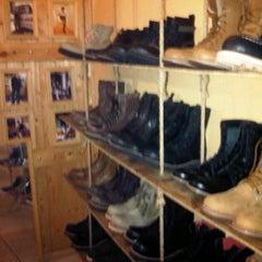 Photo taken at Wayout 'Rock n Roll Wear' Gallery by Hosea T. on 4/19/2012