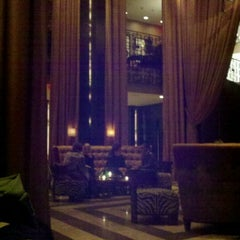 Photo taken at The Empire Hotel Lobby Bar by The New York N. on 2/16/2012