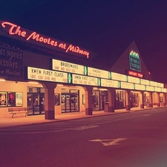 Photo taken at Movies at Midway by Carrie M. on 5/8/2012