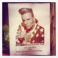Photo taken at Joe's Irish Bar by Michael V. on 7/14/2012