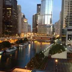 Photo taken at Sheraton Chicago Hotel & Towers by Kurt K. on 6/23/2012