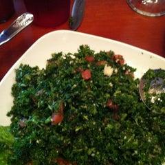 Photo taken at Grape Leaves Restaurant by John H. on 5/8/2012