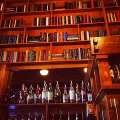 Photo taken at Library Bar by Dieter K. on 8/23/2012