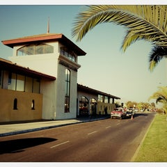 Photo taken at Aeropuerto La Florida (LSC - SCSE) by Gonzalo F. on 7/10/2012