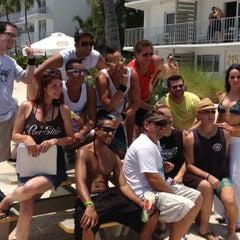 Photo taken at Bartenders bash by Christina K. on 5/14/2012