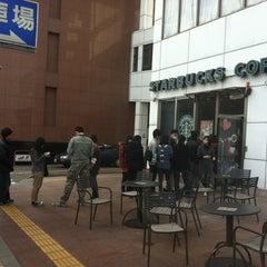 Photo taken at Starbucks by Cash T. on 2/4/2012
