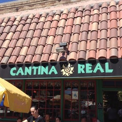 Photo taken at Cantina Real by David C. on 9/2/2012