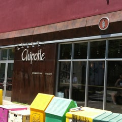 Photo taken at Chipotle Mexican Grill by Bryce on 7/20/2012