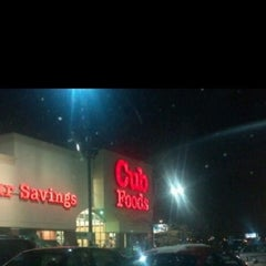 Photo taken at Cub Foods by Tiff W. on 5/16/2012