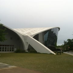 Photo taken at Stegeman Coliseum by Samantha D. on 4/22/2012