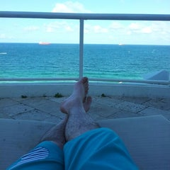 Photo taken at Pool Cabanas by Nelson E. on 7/13/2012