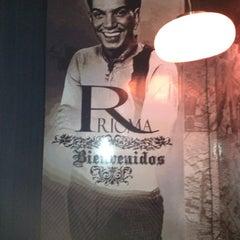Photo taken at Rioma by Kike T. on 3/24/2012