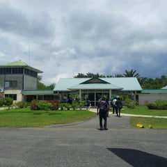 Photo taken at Mukah Airport (MKM) by Zamzuri A. on 5/7/2012