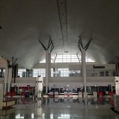 Photo taken at Lal Bahadur Shastri International Airport, Varanasi (VNS) by Prashant M. on 6/23/2012