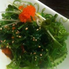Photo taken at Hana by Sushi Hana by Marshall K. on 3/3/2012