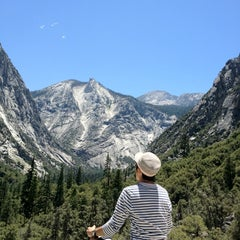 Photo taken at Kings Canyon National Park by Hisanori H. on 7/3/2012