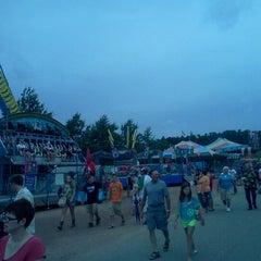 Photo taken at Wisconsin Valley Fair by Joshua J. on 8/4/2012