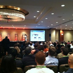 Photo taken at SES Search Engine Strategies New York by Ploy T. on 3/21/2012