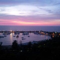 Photo taken at Club Puerto Azul by Reynaldo V. on 4/21/2012