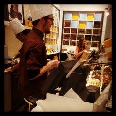 Photo taken at Godiva Chocolatier by John V. on 8/25/2012