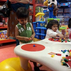 Photo taken at Hamleys by Alfia K. on 2/27/2012