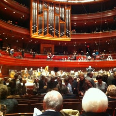 Photo taken at Kimmel Center for the Performing Arts by David M. on 4/29/2012