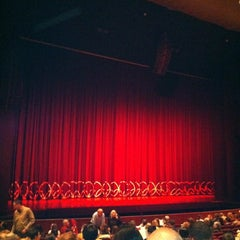Photo taken at San Jose Center for the Performing Arts by Grace L. on 3/3/2012