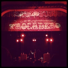 Photo taken at The Trocadero Theatre by Nelly A. on 2/8/2012