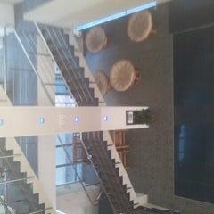 Снимок сделан в Отель Облака | Oblaka Hotel пользователем Андрей С. 8/12/2012