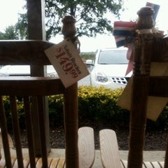 Photo taken at Cracker Barrel Old Country Store by Mz. Peachez on 7/22/2012