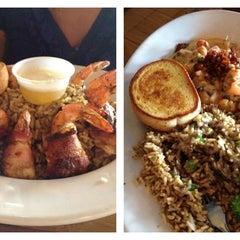 Photo taken at Boudreaux's Cajun Kitchen by Kuyawes H. on 5/29/2012
