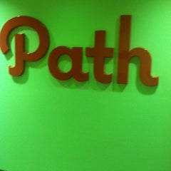 Photo taken at Path by Andrew R. on 6/22/2012