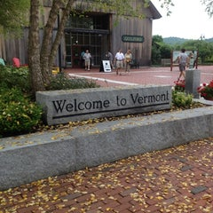 Photo taken at Vermont Welcome Center by Oscar R. on 7/7/2012