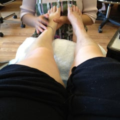 Photo taken at Paula Nails by Danielle B. on 4/23/2012