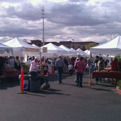 Photo taken at Fresh52 Farmers Market by S W. on 2/12/2012