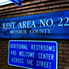 Photo taken at Monroe County Rest Area No. 22 by Frank G. on 6/23/2012