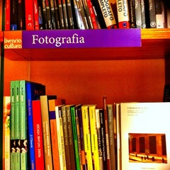 Photo taken at Livraria Cultura by Lu A. on 3/17/2012