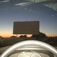 Photo taken at Mission Tiki Drive-In Theatre by Kelly C. on 8/26/2012