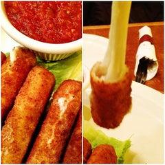 Photo taken at Melrose Restaurant by Brandon T. on 4/24/2012