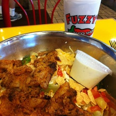 Photo taken at Fuzzy's Taco Shop by Rodney B. on 8/9/2012