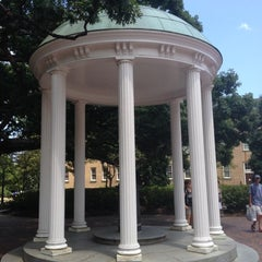 Photo taken at University of North Carolina at Chapel Hill by Annie H. on 8/4/2012