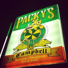 Photo taken at Packy's Pub by Erik S. on 7/29/2012
