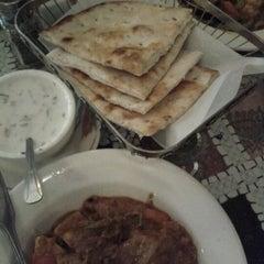 Photo taken at Punjab Kabab House by Janice T. on 9/10/2012
