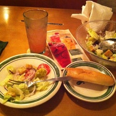 Photo taken at Olive Garden by Sherm S. on 5/3/2012